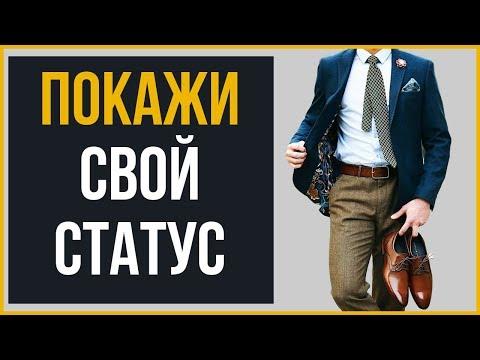10 Символов Статуса для Мужчины – Как Показать Власть и Силу через Одежду