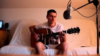 Ma gonzesse - Renaud / Guitare Acoustique Cover (By Nicolas Galley)