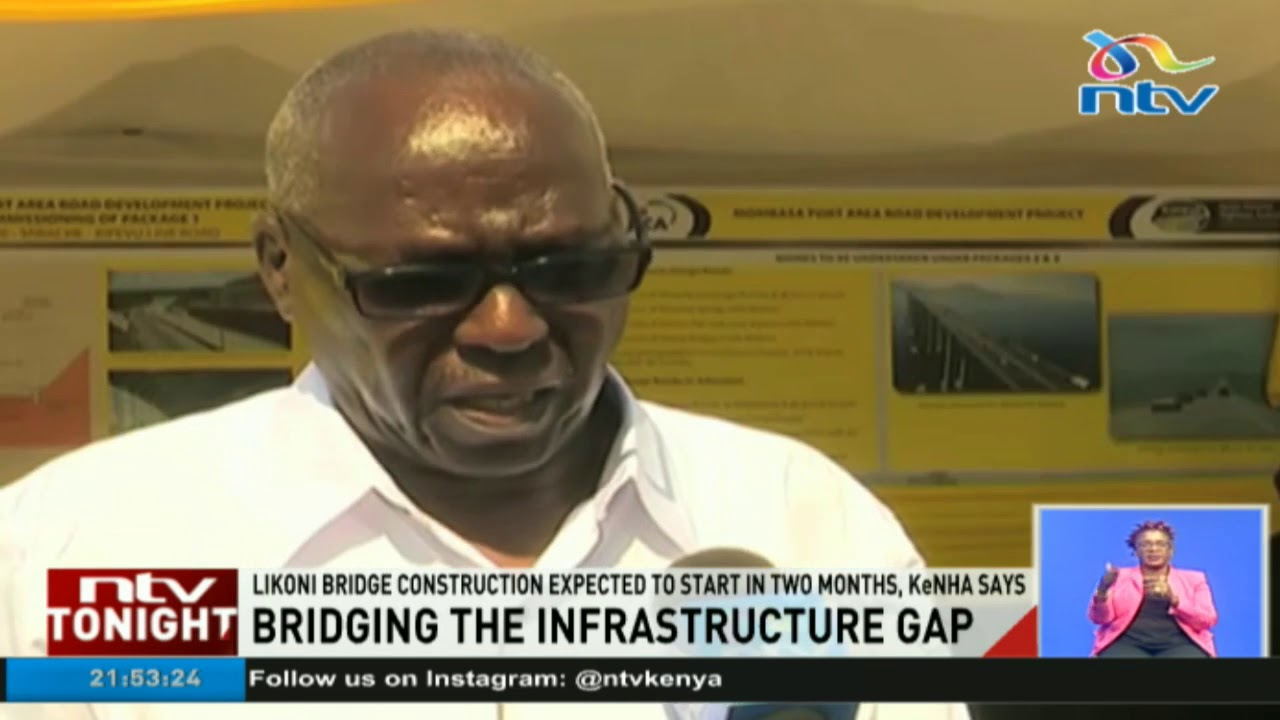Download Likoni bridge construction expected to start in two months -KeNHA