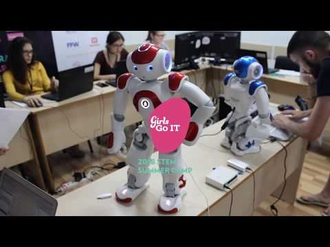 Robotics Workshop - GirlsGoIT STEM Summer Camp