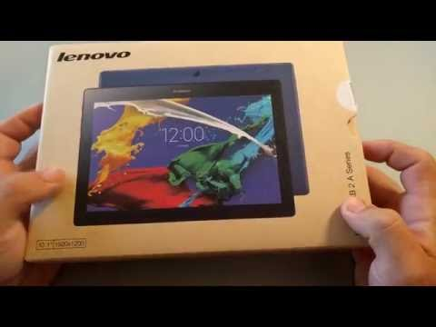 "Lenovo Tab 2 A10-70F 10.1"" WiFi Review [Greek]"
