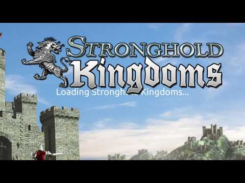 Stronghold Kingdoms (by Firefly Studios) iOS Gameplay Walkthrough #1