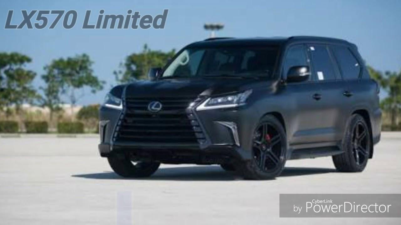 New Limited 2019 Lexus Lx570 Suv Hybrid Concept