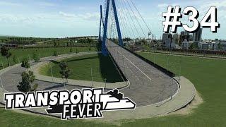 TRANSPORT FEVER #34: Die Brücke von Legden [Let's Play][Gameplay][German][Deutsch]