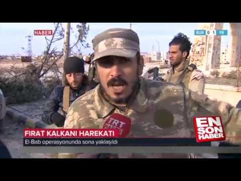 TRT Haber El Bab'da   Güncel Günlük Haberler