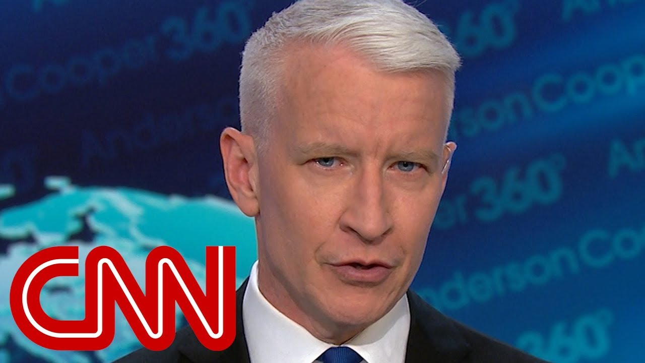 Cooper: Today on Russia, a whole new Trump