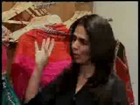 Interview with ace designer Anita Dongre. Bridal fashion trends 2009: A review. Part 2