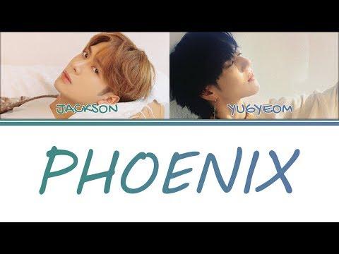 [Color Coded Lyrics] GOT7(Jackson, Yugyeom) - Phoenix [Han/Rom/Eng]