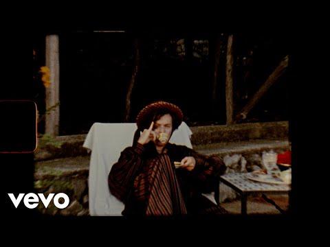 Harry Styles - Golden - Behind the Scenes