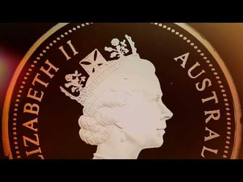 1997 Australian Kookaburra 1 oz Silver Bullion Coin