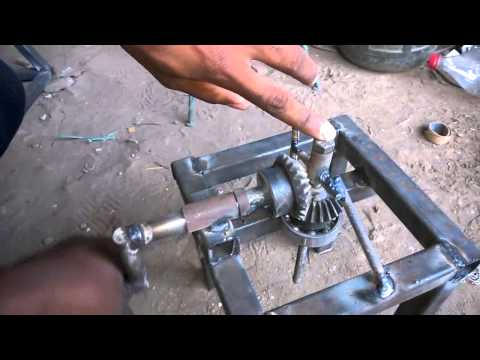 Quick lifting jack with bevel gear arrangement mechanical engineering project topics