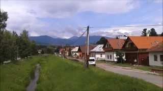 http://tatry.web44.net/ - miejscowość Liptovsky Trnovec, Słowacja.