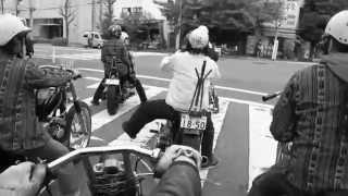 Riding Harleys In Tokyo Japan - Rats X Tenderloin X Carey Quinton Haider