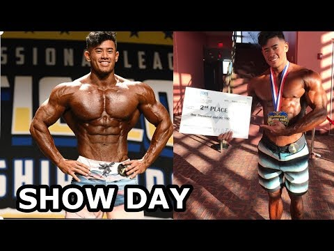 QUEST TO OLYMPIA | IFBB ATLANTIC COAST SHOW DAY | 3RD PRO SHOW COMPLETE