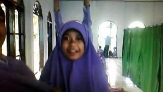 lypsing LUCU (beraksi) - anak sekolah SMAN 1 Sumbawa Besar