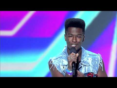 Willie Jones - Your man (The X factor USA 2012)