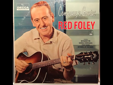 Red Foley - Company's Comin' (1961) - Full Album
