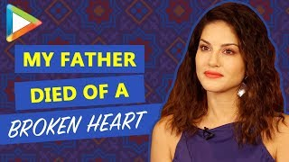 """Sunny Leone: """"I wish I could READ My Mother's Letters to My Father""""  Karenjit Kaur"""