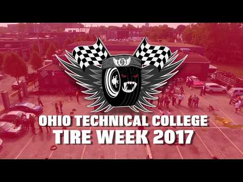 Ohio Technical College Tire Week 2017