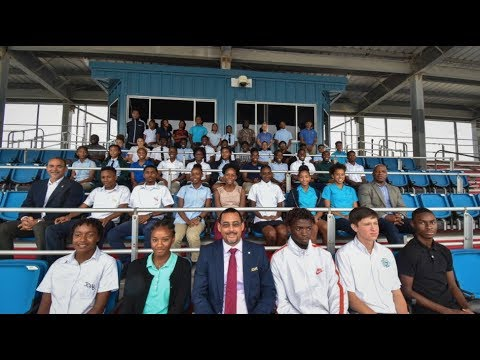 Cayman Names Record Number Of Athletes To CARIFTA Team
