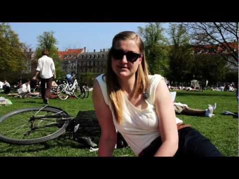 Study in Denmark - Johanna from Germany (business and economy)