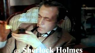 The Best Sherlock Holmes was...Russian?