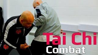 Tai chi combat tai chi chuan - tai chi take down from the back. Q45