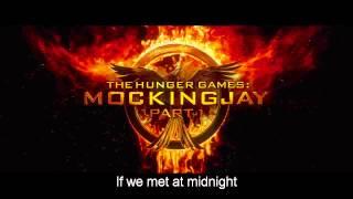 The Hanging Tree with Lyrics - The Hunger Games: Mockingjay 1 Part (James Newton Howard)
