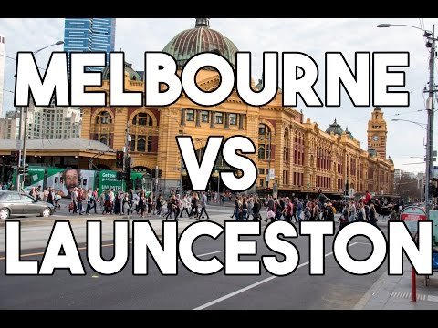 A Documentary | Launceston vs Melbourne