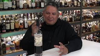 Lost Spirits 61% Navy Style Rum Review