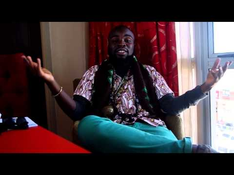 efrika.tv walks the streets with M.anifest