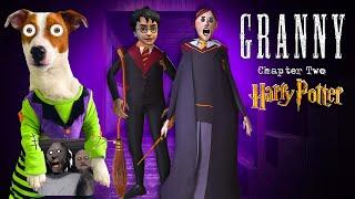 🎩ГРЕННИ это Гермиона 🔴Мод Гарри Поттер Granny Chapter Two полное прохождение от Локи Бобо