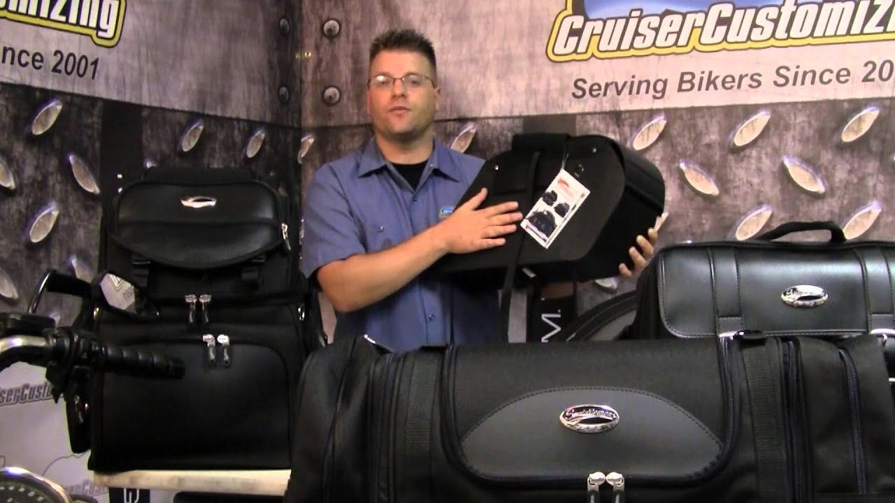 Saddlemen Luggage Buying Guide for 2013 TOTW