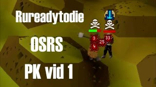 Rureadytodie | OSRS Pk Vid 1 | Maxed G Maul Pure | Bounty Hunter