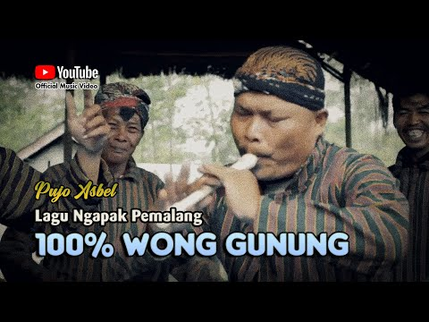 Lagu Pemalang ~ 100% WONG GUNUNG # Wilayah Kecamatan Pulosari