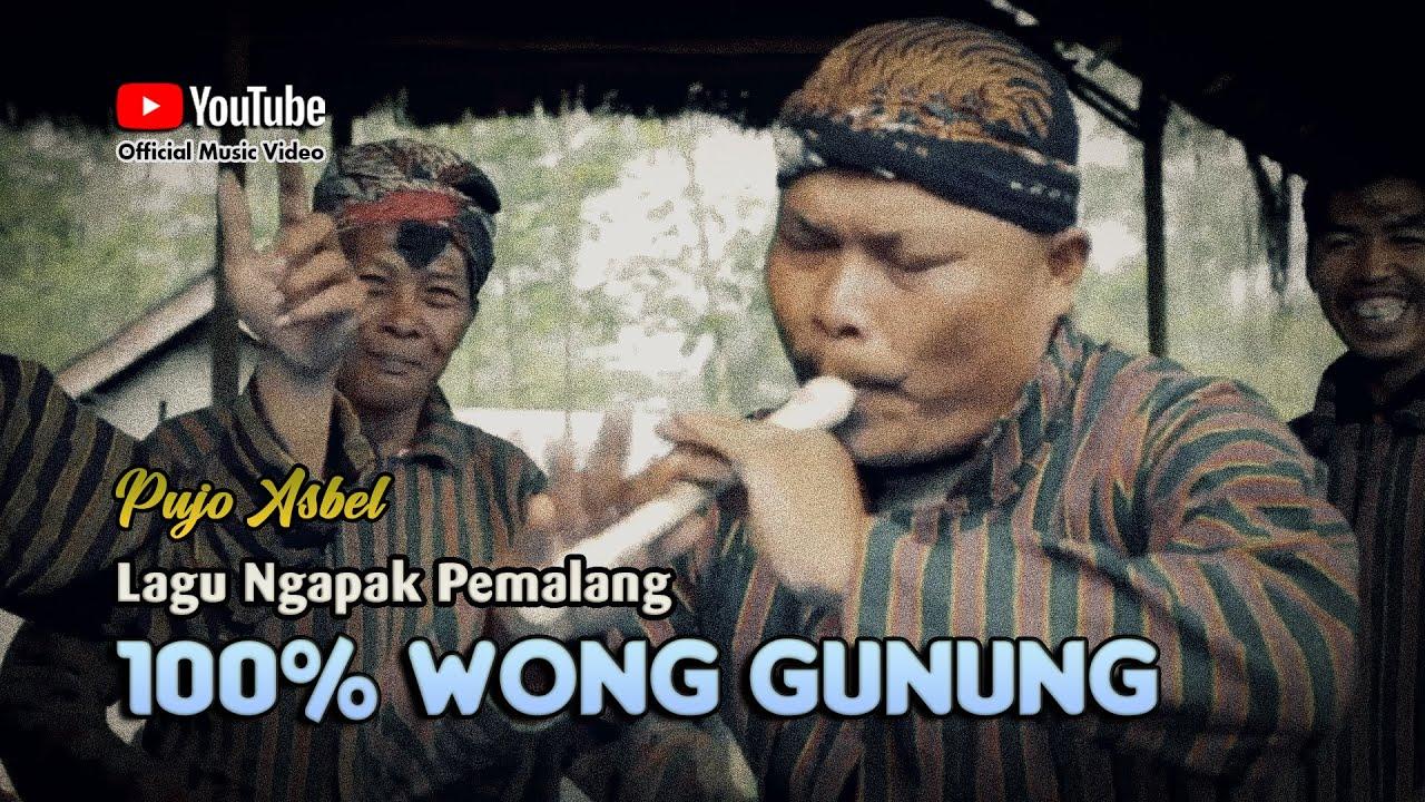 Lagu Pemalang 100 Wong Gunung Wilayah Kecamatan Pulosari