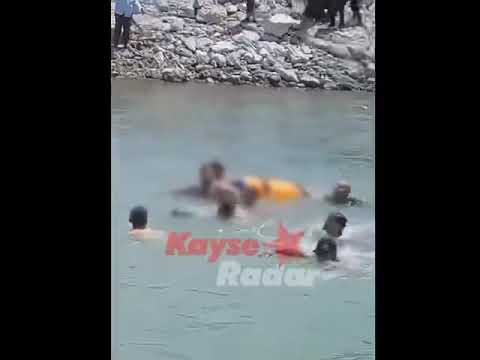 Barajda Serinlemek Cana Maloluyordu..
