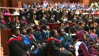 Le President Equato-Guineen Teodoro Obiang Nguema Mbasogo honoré par l