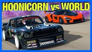 Forza Horizon 4 : Hoonicorn Vs the World!!