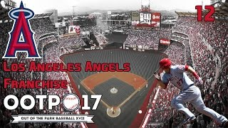 OOTP 17 Angels Franchise :: Episode 12 :: PLAYOFFS