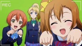Аниме приколы под музыку/Anime coub#10