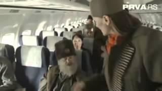Repeat youtube video Nadrealna televizija Četnik airlines
