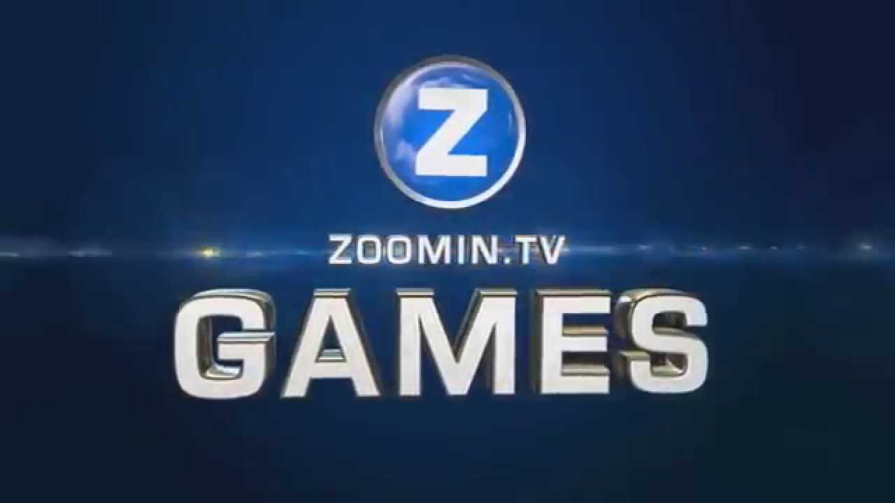 Zoomin TV Games INTRO HD - YouTube