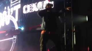 Say I Won't - Lecrae Andy Mineo (Chicago 10/26/14) (Live) Anomaly Tour