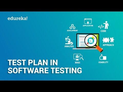 What is Test Plan? | Test Plan in Software Testing | Software Testing Tutorial |  Edureka thumbnail
