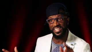 Steve Harvey Gives Rickey Smiley His Big Break On 'The Kings of Comedy' Tour | Unsung Hollywood