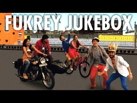 Fukrey Movie Full Songs Jukebox | Pulkit Samrat, Manjot Singh, Ali Fazal, Varun Sharma Travel Video