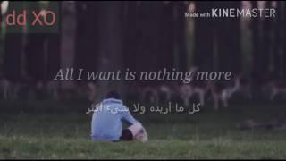 Скачать Kodaline All I Want مترجمة With Lyrics