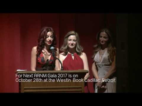 Arab American National Museum 2016 Gala Part 1