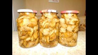 Маринованные польские грибы (быстро,просто,вкусно).